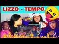 🔥 Lizzo - Tempo (feat. Missy Elliott) REACTION!