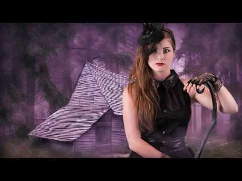 Tutoriel make up de sorcière pour Halloween