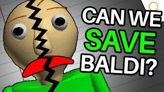 The END of Baldi's Basics?