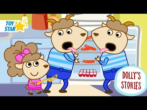 Dolly's Stories | Save me | Funny New Cartoon for Kids | Episode #50