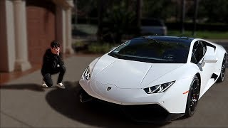 SAYING GOODBYE TO MY LAMBO... :(