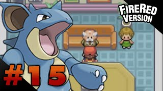 Let's Play Pokemon: FireRed - Part 15 - Silph Co.