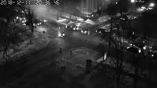 ДТП ФРУНЗЕ - КИЕВСКАЯ 11-12-2018. Жесткая авария