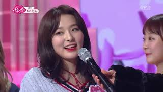 Red Velvet Aegyo Battle