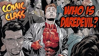 Who is Daredevil? - Marvel Knights 20th Anniversary - Comic Class