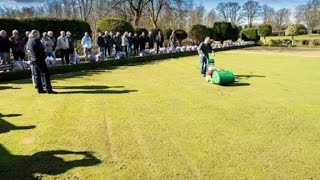 Green Renovation Day at Parkview Bowling Club, March 2016