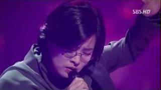 lee sun hee : when a falling lilac