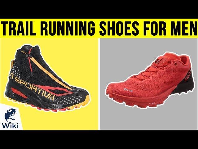 10 Best Trail Running Shoes For Men 2019