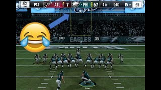 CANT BELIEVE THIS SCORE!! ANOTHER BLOWOUT!! Eagles vs Falcons cfm FULL GAMEPLAY, LIVE COMMENTARY!