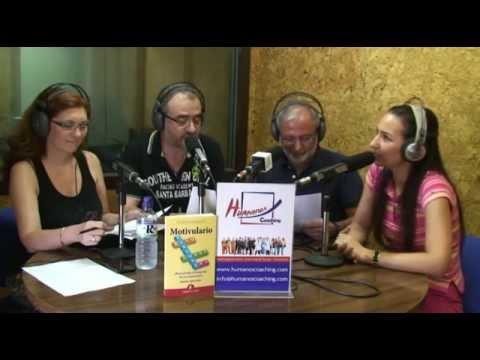 Participación en Humanos Radio - motivulario