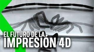 Qué es la IMPRESIÓN 4D, PARA QUÉ SIRVE y qué MATERIALES se usan | Xataka TV