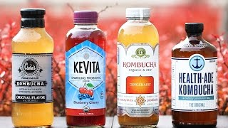 Nutrition expert reveals health benefits to drinking kombucha