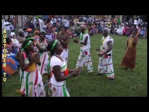 Busto con l'Africa diventa città multiculturale