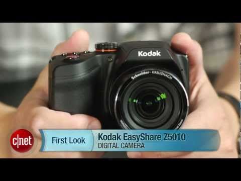 Kodak EasyShare Z5010 -  First Look
