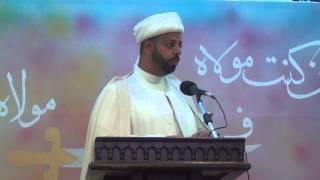 preview picture of video 'عيد الغدير الأغر -  : كلمة : الشيخ جعفر البلغة'
