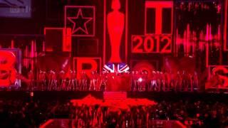 Brit Awards 2012   Olly Murs   My Heart Skips A Beat