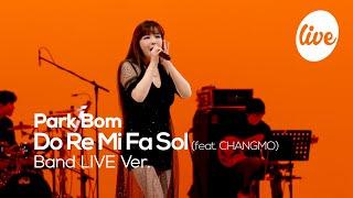 """박봄(Park Bom)의 """"도레미파솔(Do Re Mi Fa Sol)"""" Band Ver. │2NE1 히트곡 프로듀서 KUSH와 박봄의 조합! [it's KPOP LIVE 잇츠라이브]"""