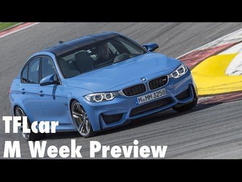 2015 BMW M3 & M4: TFL BMW M Week 4K Preview