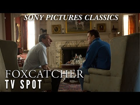 Foxcatcher TV Spot 'Want to Be the Best'