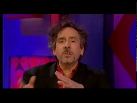 Johnny Depp and Tim Burton interview 1/3