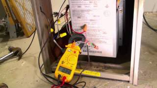 How to set the heat anticipator in the mechanical thermostat for furnaces.
