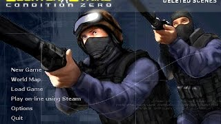 Counter-strike Condition Zero: Deleted Scenes 1 и 2 миссия