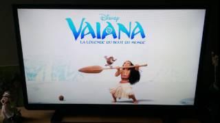 publicité Vaiana & Kakamora - Disney - 6TER