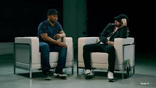 Eminem talks about D12 (Interview)