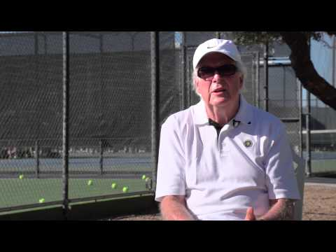 Fred Stolle / International Tennis Hall of Fame