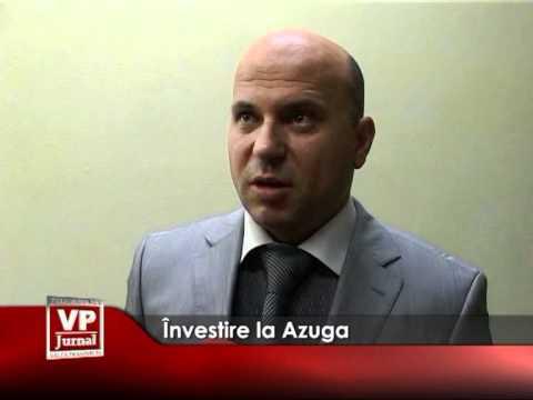 Învestire la Azuga