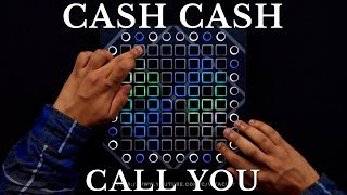 Cash Cash - Call You (feat. Nasri of MAGIC!) [Zack Martino Remix] // Launchpad Performance