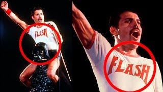!Nunca te Imaginaste esto de Freddie Mercury ¡