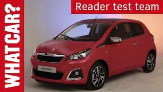 preview picture of video 'What Car? readers preview the 2014 Peugeot 108'