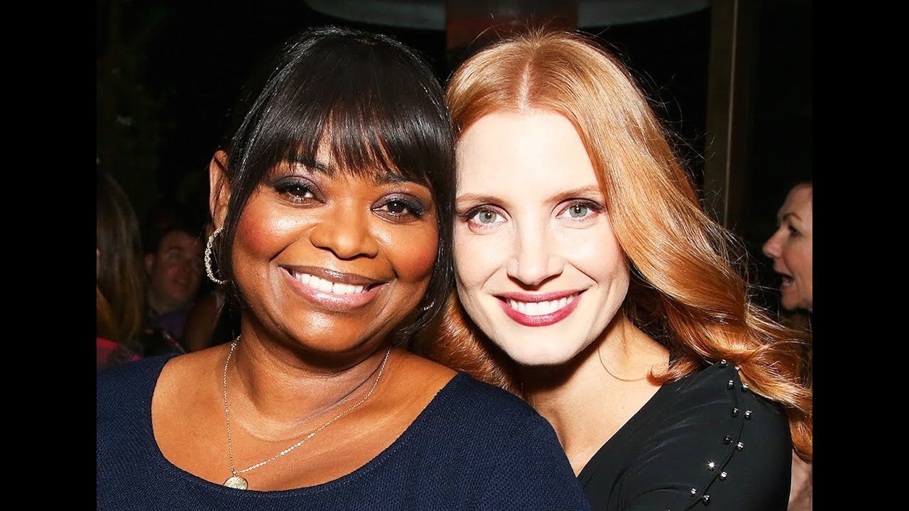 What Happened When Jessica Chastain REFUSED To Be Paid More Than Octavia Spencer thumbnail
