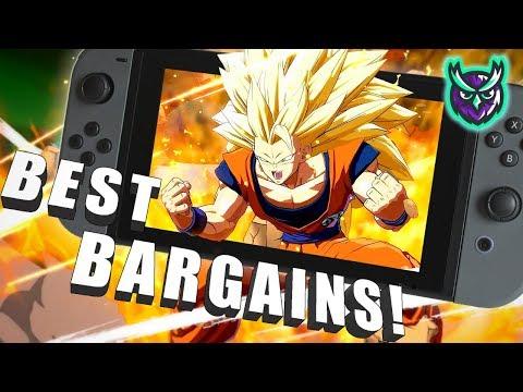 BARGAINS! 20 Switch eShop Games on SALE Worth Buying! - December Week 1 2019 EP12