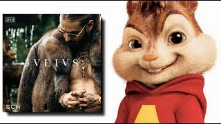 [CHIPMUNKS] Prêt à Partir   SCH Ft. Ninho