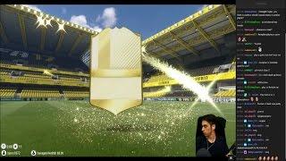 LEGEND IN A FUTDRAFT PACK! - FIFA 17 ULTIMATE TEAM