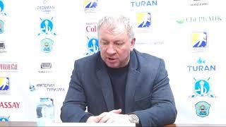 Пресс-конференция «Алтай Торпедо» – «Номад»