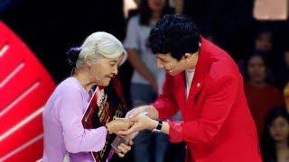 Phần thi GÂY SỐT của người Mẹ U80 khiến Trấn Thành tặng tiền thưởng và đặc cách vào Gala TTDH 6