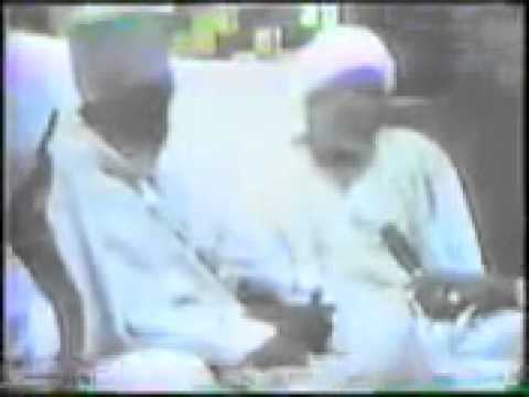 THE REAL VIDEO OF SHIEKH IBRAHIM NIASS BAYAANAT