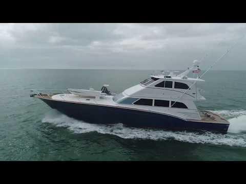 Sea Force IX Enclosed Bridge video