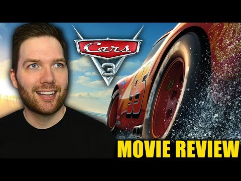 Cars 3 - Movie Review
