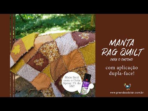 Manta Rag Quilt