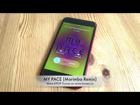 My Pace Ringtone - Stray Kids (스트레이 키즈) Tribute Marimba Remix Ringtone - For IPhone & Android