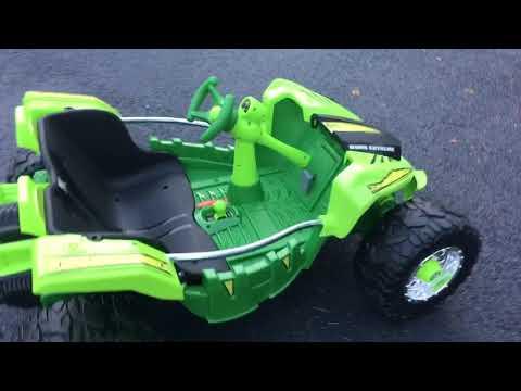 REVIEW:  Power Wheel Dune Extreme 12v