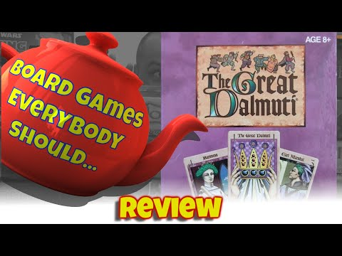 is a Board Game Everybody Should°°°