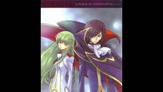 Code Geass Lelouch Of The Rebellion OST 2 - 10. Noblesse Oblige