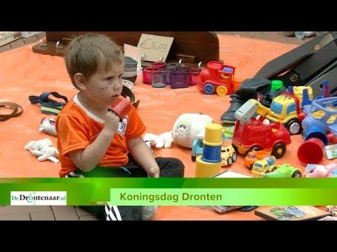 Overzicht festiviteiten Koningsdag in Biddinghuizen, Dronten en Swifterbant