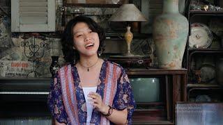 Hoàng Trang hát Dấu chân địa đàng gây sởn gai ốc