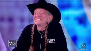 Willie Nelson Talks Career, Poker Game, and Grammys | The View